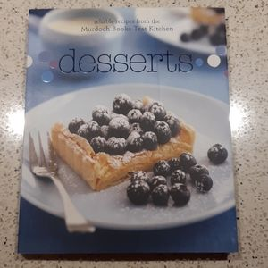 Dessert Recipes from Murdoch Books Test Kitchen